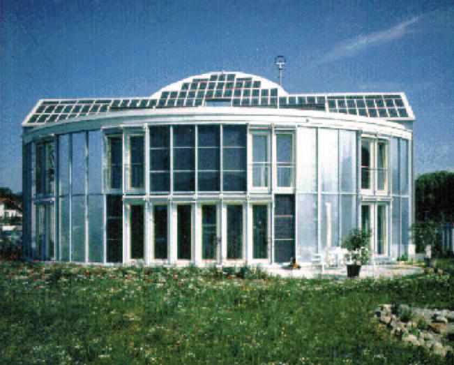 독일 최초 에너지 자급자족 주택, 솔라하우스, 프라이부르크