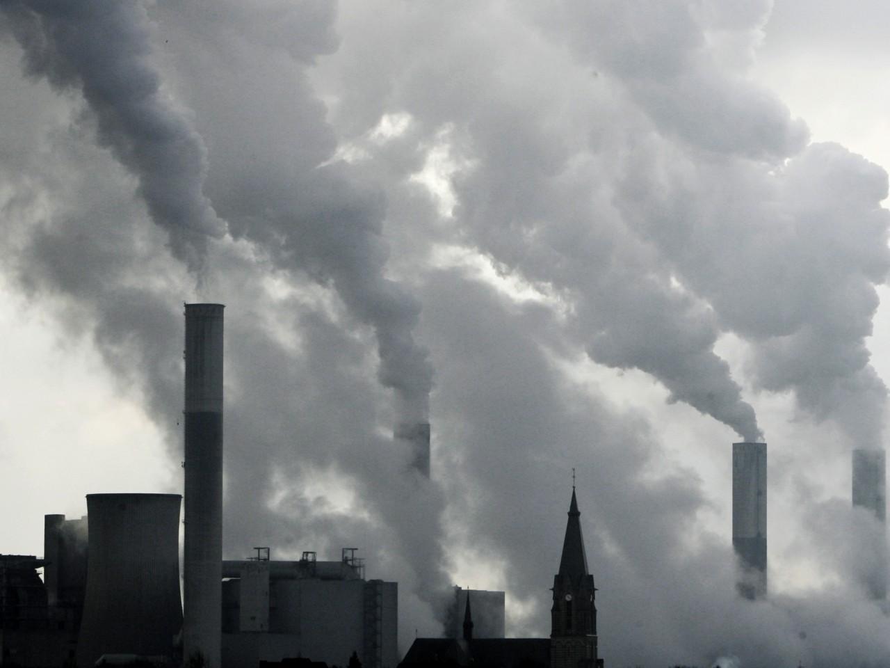 지구 온난화와 녹색 도시