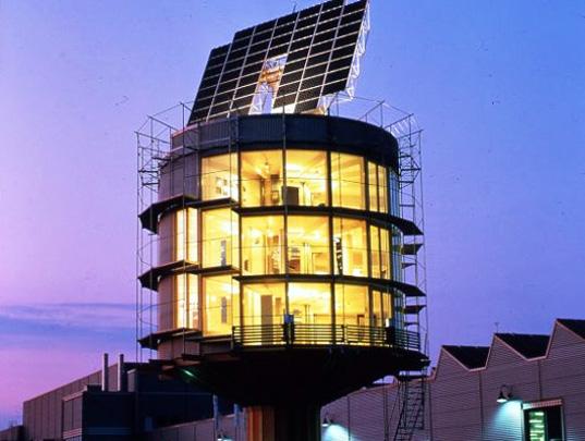 태양을 따라 회전하며 에너지를 만드는 건물, 헬리오트롭, 프라이부르크