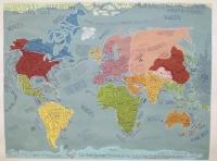 2013년 세계 지도 – 자유주의자 & 보수주의자 에디션